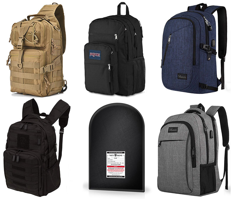 Bulletproof Backpacks